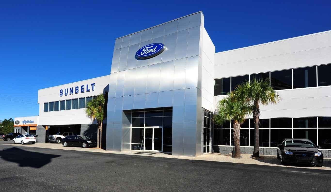 Sunbelt Ford Albany Ga >> Sunbelt Ford Albany Lra Constructors